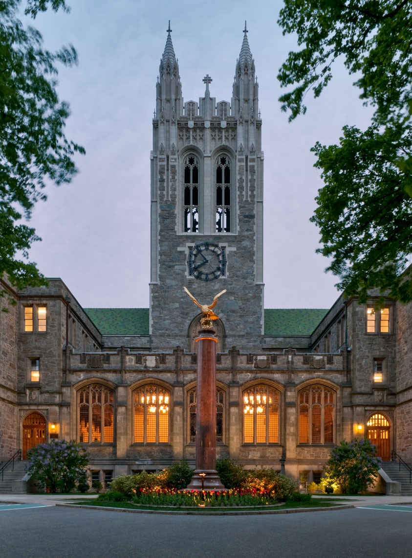 Boston College | Gasson Hall