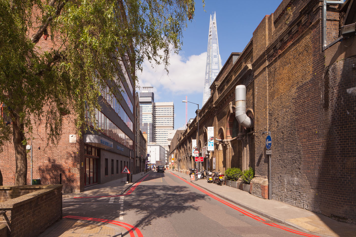 Crucifix Lane | Southwark | The Shard