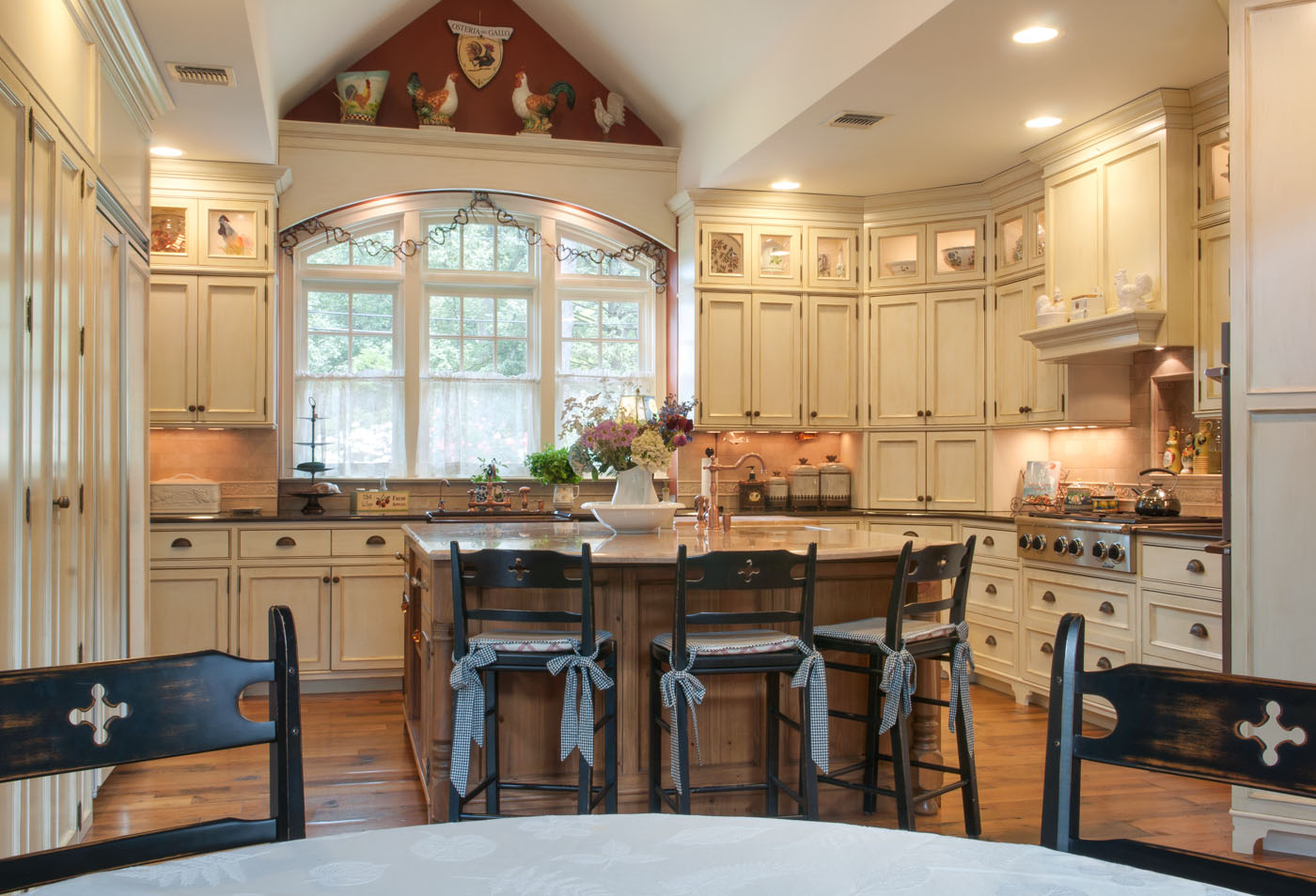 Interior of kitchen | Long Island | New York