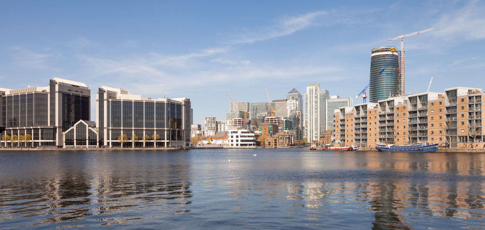 Millwall Outer Dock | Isle of Dogs | London